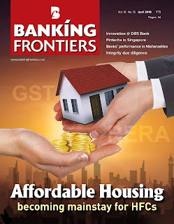 Banking Frontiers – April 2018