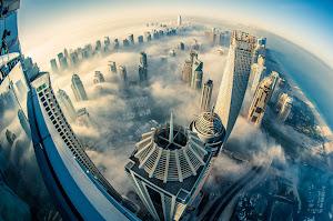 Gedung Pencakar Langit Dubai