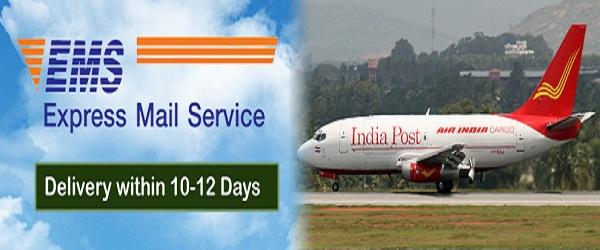 India Post vs EMS Post