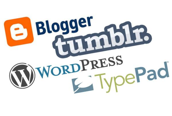 Which blog platform you can use and why