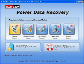 Mini  tool power data recovery 6.6   Full version  Download Link