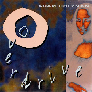 Adam Holzman - 1994 - Overdrive