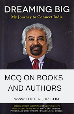 MCQ on Famous Books and Authors