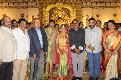 Producer-Ckalyan-Son-Teja-Naga-Sree-Wedding-Reception-Photos-1