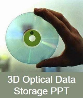 3D Optical Data Storage ppt