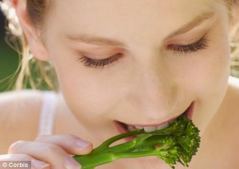 10 tip untuk menambah sayur-sayuran dalam diet anda