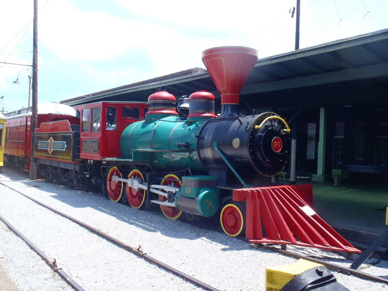 Trekking With Tide Hiker Chattanooga Choo Choo And More