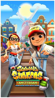SUBWAY SURFERS: AMSTERDAM MOD APK V1.65.0 [Unlimited Coins/Keys]