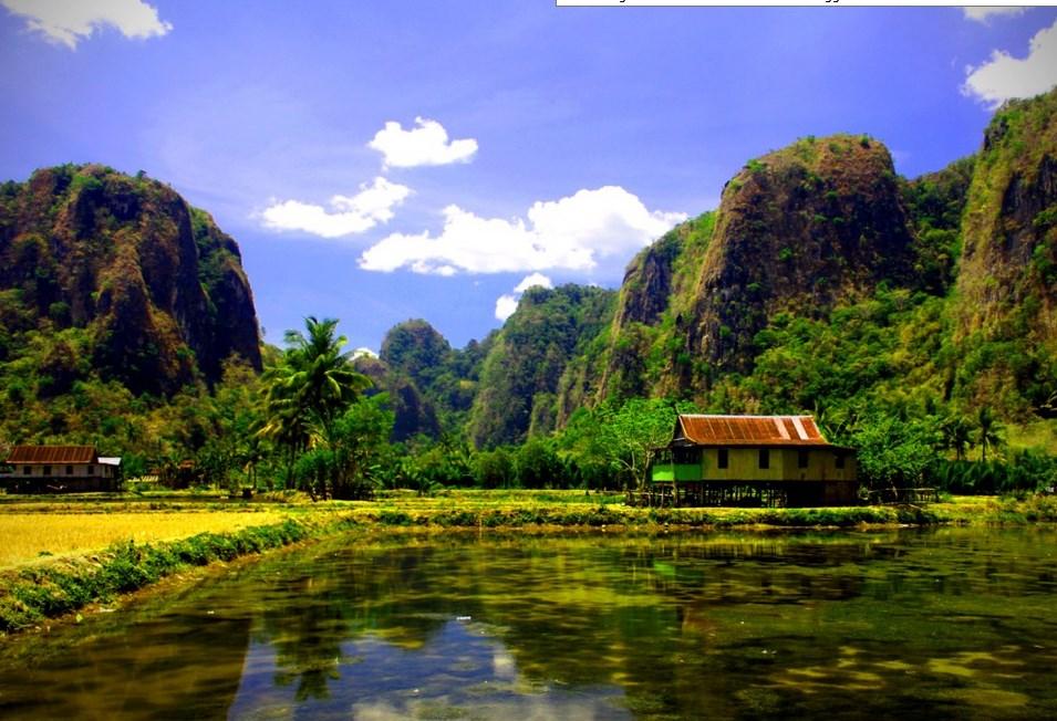 Foto Rammang-Rammang