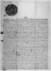 Surat Permintaan Izin dan Bantuan Kepada Khalifah Turki Usmani Untuk Menyerang Hindia Belanda di Batavia Tahun 1848