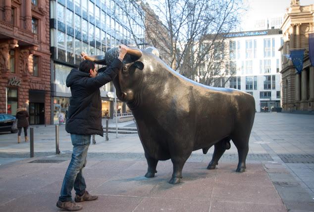Francoforte-Toro alla Borsa