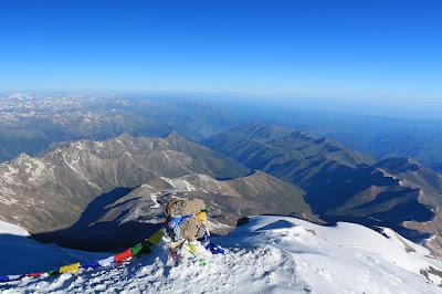 Elbrus relacja