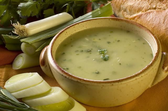 soupe poireaux