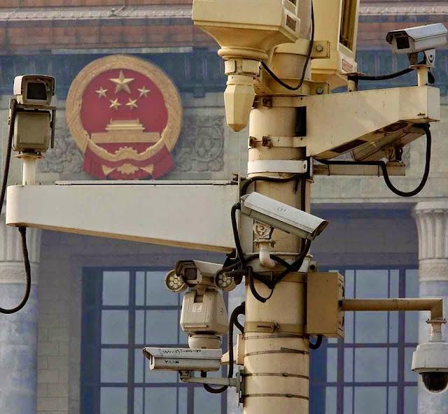 Muitos milhões dessas câmeras já estão instaladas. Mas virão centenas de milhões mais.