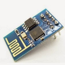 ESP8266 Esp-01 Serial Port WIFI Transceiver