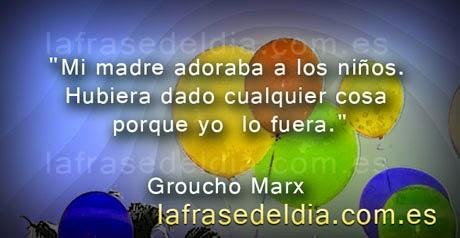 Citas famosas de Groucho Marx