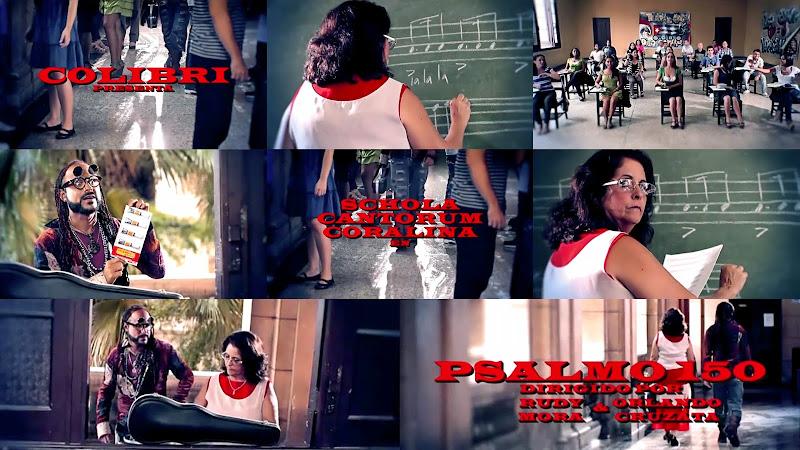 Schola Cantorum Coralina - ¨Psalmo 150¨ - Videoclip - Dirección: Rudy Mora - Orlando Cruzata. Portal del Vídeo Clip Cubano