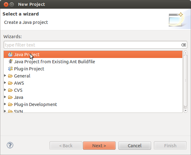 Nikhil Sarvaiye's Blog: Debugging a Java Hadoop MapReduce Program in