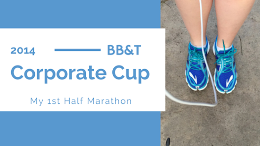 2014 BB&T Corporate Cup Half Marathon