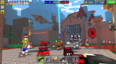 Pixel Gun 3D Mod Apk Unlimited Money