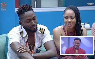 """Yes, We Did"" – BBNaija Winner, Miracle, Admits He Had $ex With Nina On TV"