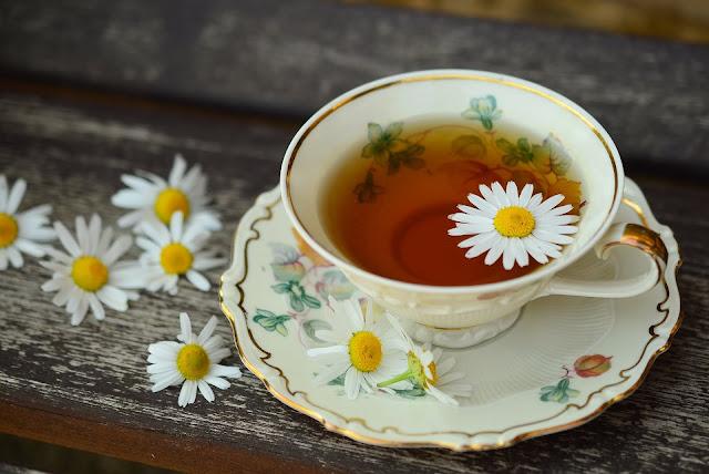 tea, flower