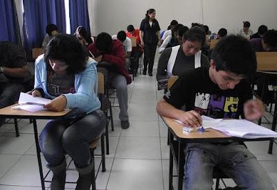 Examen de admisión Universidad Ricardo Palma URP