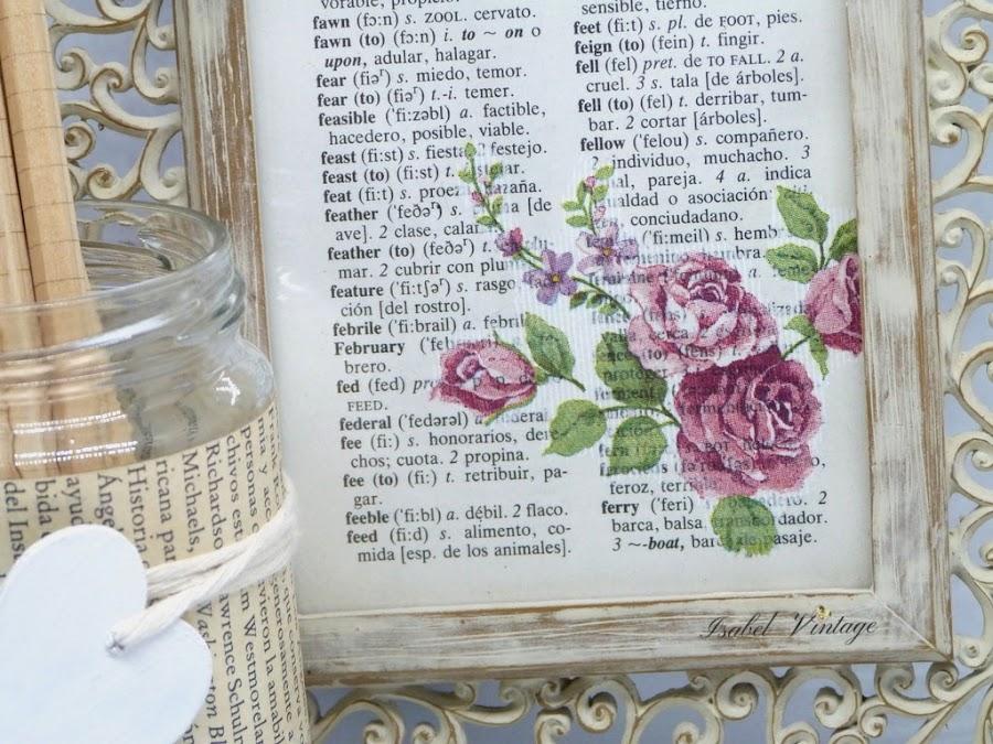 decoupage-diccionario-antiguo-marco