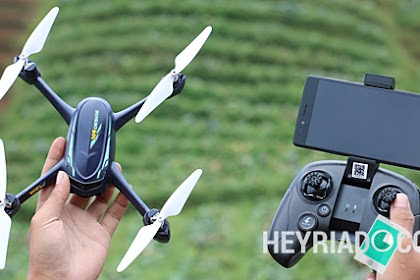 Review Hubsan H216a X4 Desire Pro Indonesia
