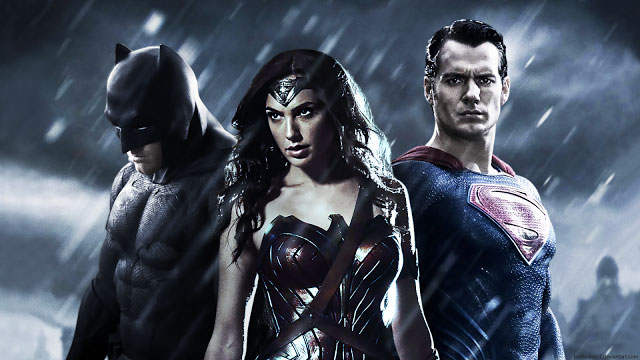 Los Lunes Seriéfilos Batman vs Superman