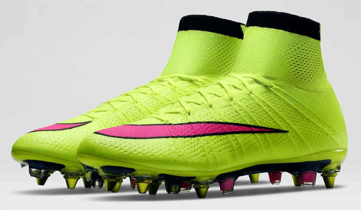 sports shoes d0f90 c99f7 Volt Nike Mercurial Superfly 2015 Boot Released - Footy ...