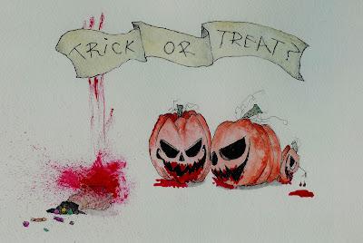 Pumpkin Madness by Melissa Stagi-Zepeda
