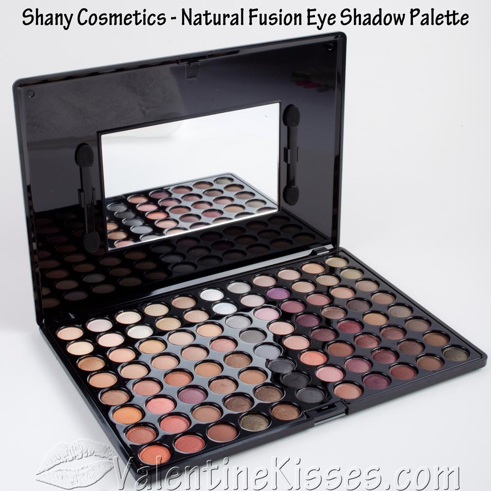 Amazon.com : SHANY Cosmetics Natural Fusion Eyeshadow