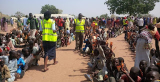 Internally Displaced Persons (IDP) camp