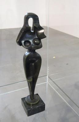 Александр Архипенко, Египетский мотив