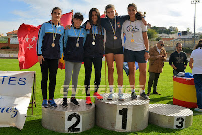 Cross Loyola Aranjuez
