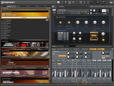 Native Instruments Kontakt 5.5.2 Full Version