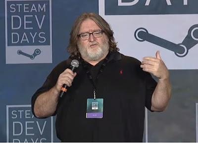 Valve CEO