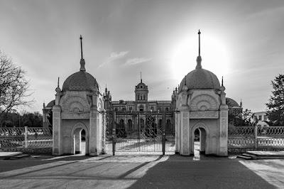 uzbekistan art textiles history tours, bukhara emir palaces kagan, emirate bukharan turkestan