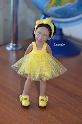 Хелен Киш, Helen Kish doll