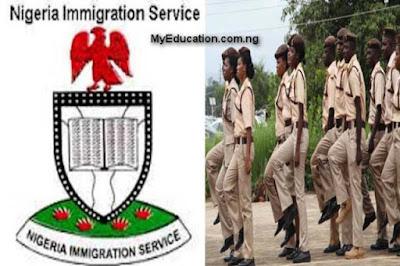 Nigerian Immigration (NIS) Recruitment
