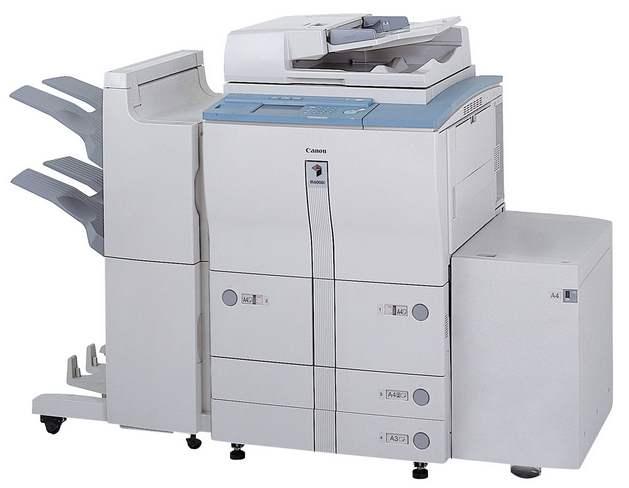 canon fotocopy