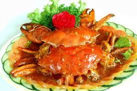 Resep Membuat Kepiting Saus Tiram Pedas