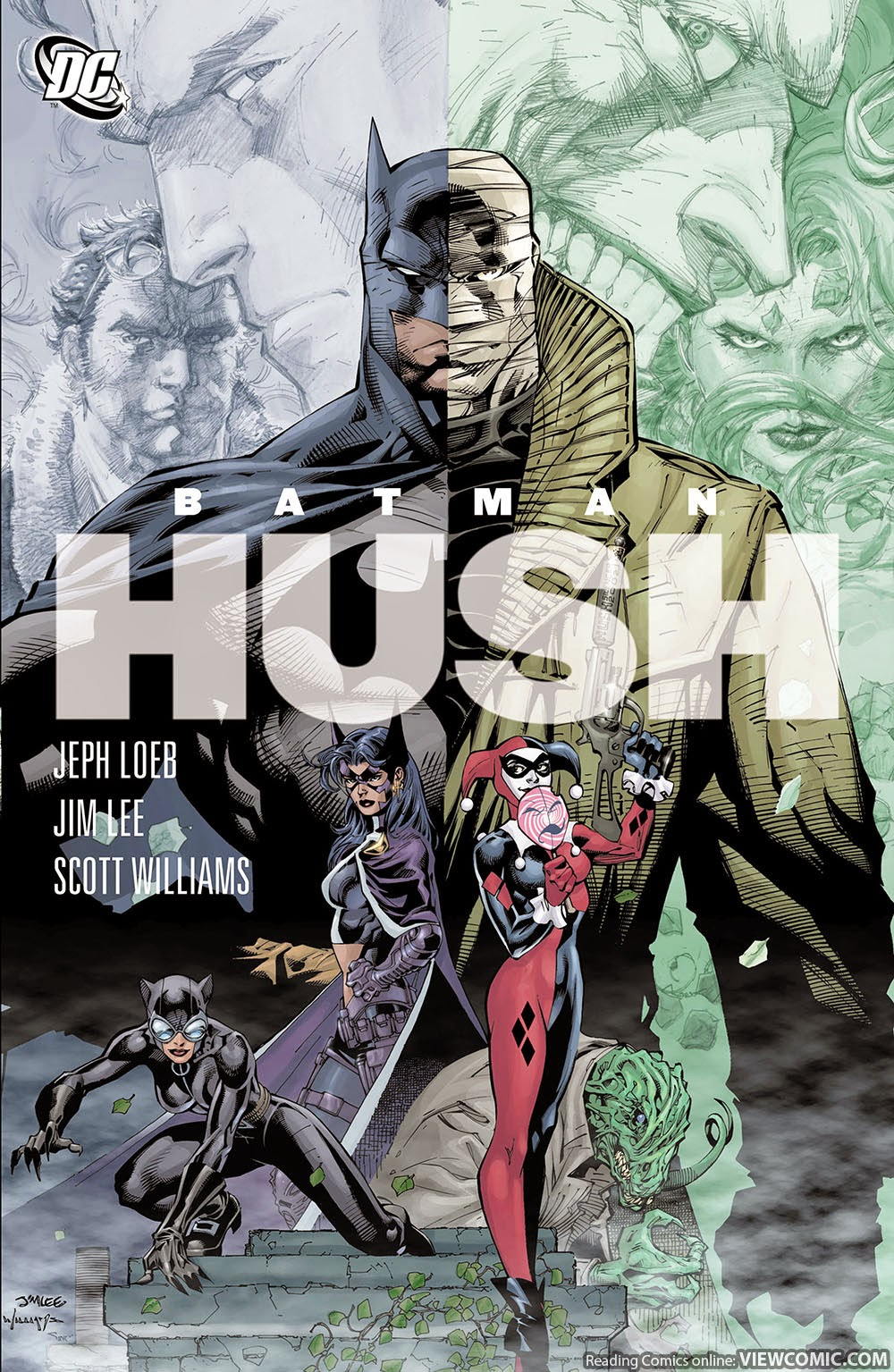 Batman Hush Pdf