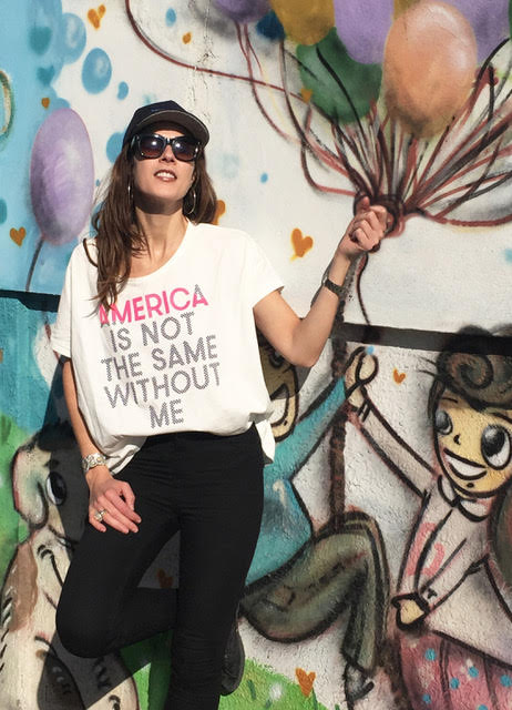 America Is Not The Same Without Me Tee