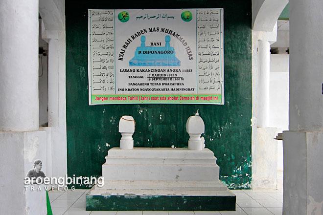 makam kyai haji rm muhammad ilyas sokaraja