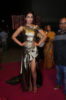 Shreya Saran in Skin Tight Golden Gown ~  Exclusive 054.JPG
