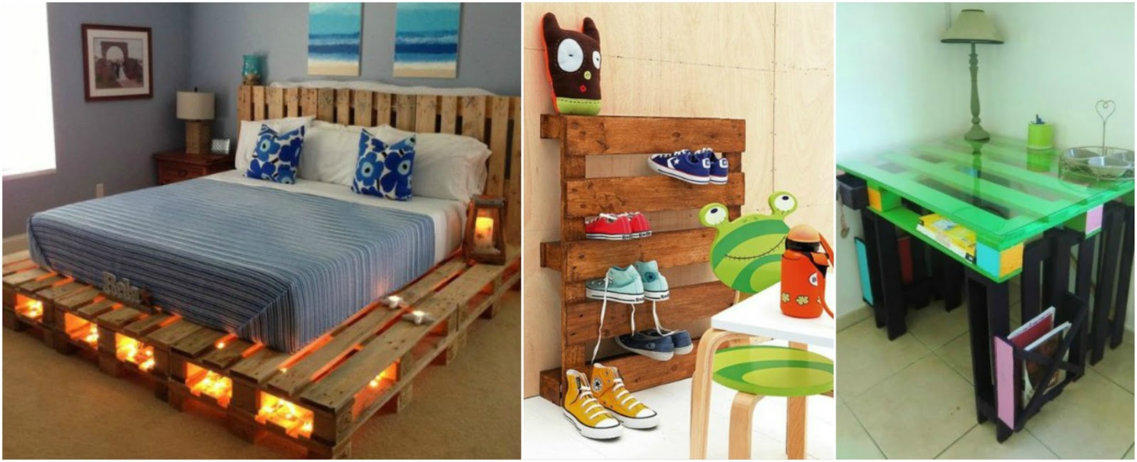 Aprende c mo hacer sillones y camas con palets reciclados for Reciclado de palets sillones
