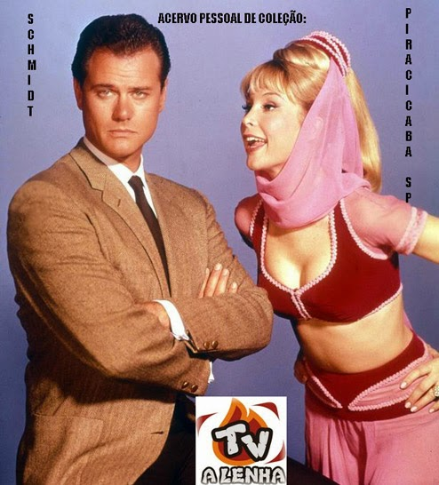JEANNIE É UM GÊNIO (I DREAM OF JEANNIE) BARBARA EDEN