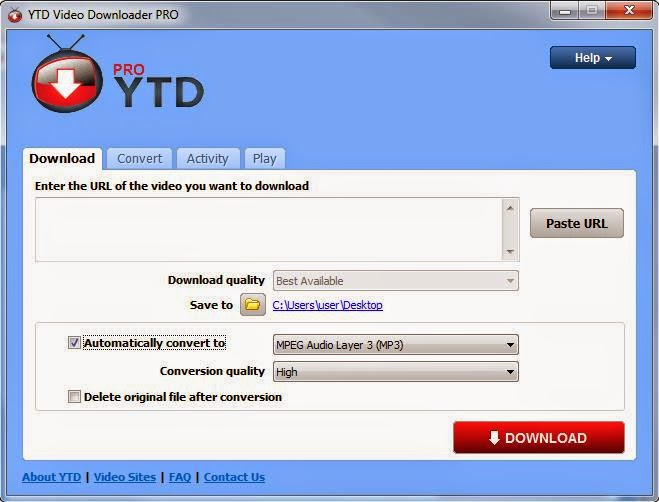 ytd downloader free download